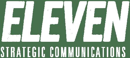 ELEVEN_StratCom_ALT_Logo_REVERSE